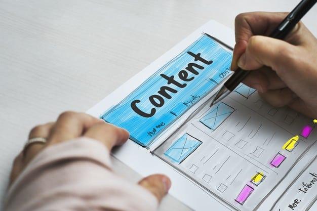 """תוכן הוא המלך בקידום אתרים - מאמר של קורנגה בע""""מ"""